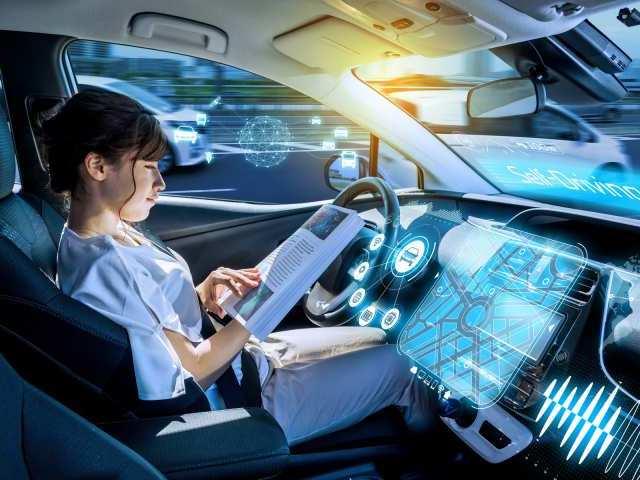 Wunder der Technik: Die Autos ohne Fahrer kommen