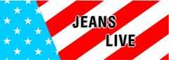 Logo Jeans Live