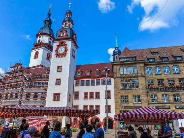 Chemnitzer Kulturhighlights im Spätsommer